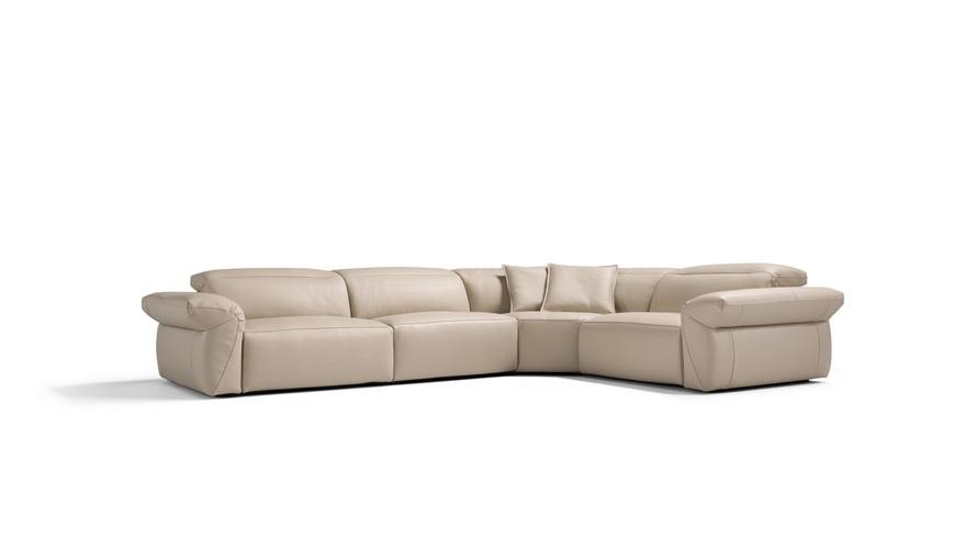 ספה פינתית עם ריקליינר harmony